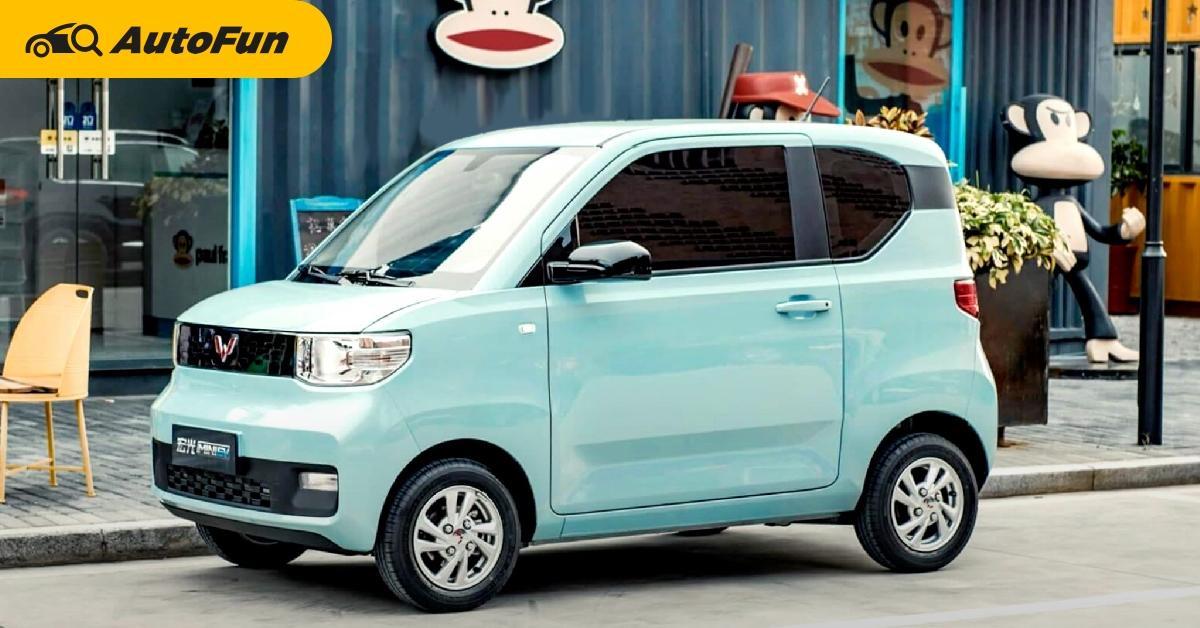 Wuling Mini EV Hadir Di Thailand Dengan Harga Rp170 juta, Apakah Bakal Laku Di Indonesia? 01