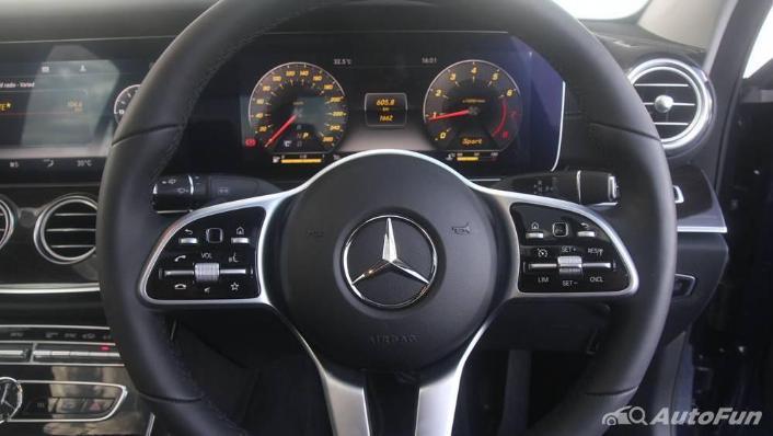 Mercedes-Benz E-Class 2019 Interior 005