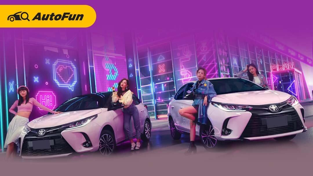 Unik Edisi Terbatas Toyota Yaris Dan Toyota Vios Warna Pink Dijual Hanya 1 500 Unit Autofun