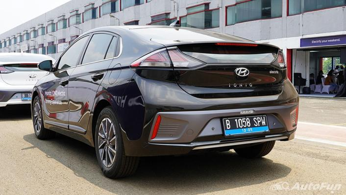 2021 Hyundai Ioniq Electric Exterior 006