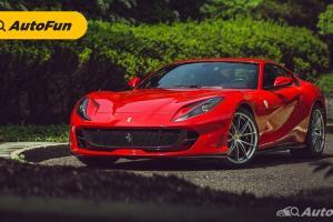 Seberapa Cepat Ferrari 812 Superfast? Intip 7 Fakta Salah Satu Supercar Terkencang Ferrari Ini