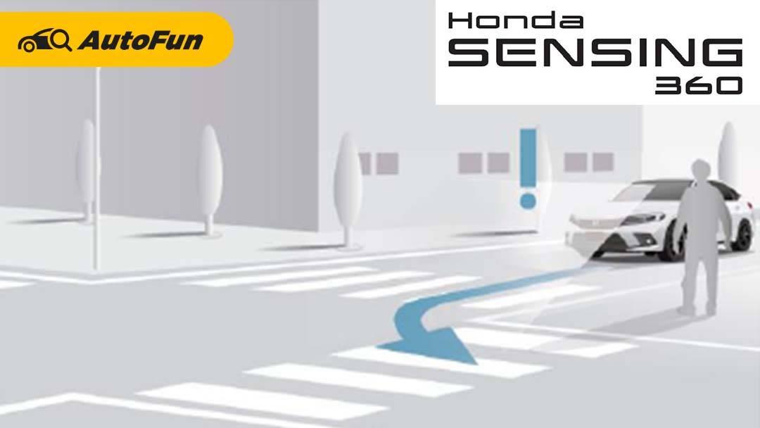 Lebih Canggih, Fitur Keselamatan New Honda SENSING 360 Bakal Meluncur Tahun Depan! 01