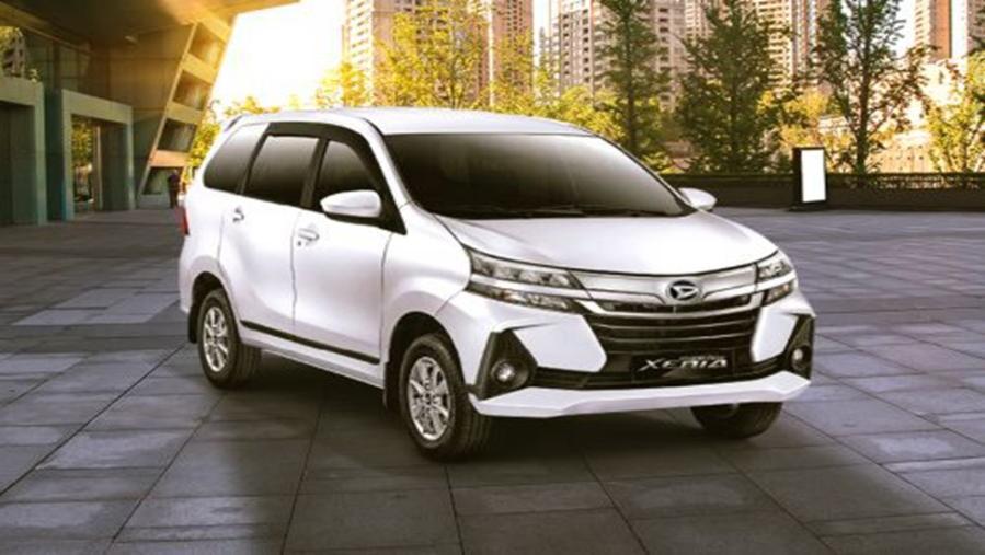 Daihatsu Grand Xenia 2019 Exterior 007