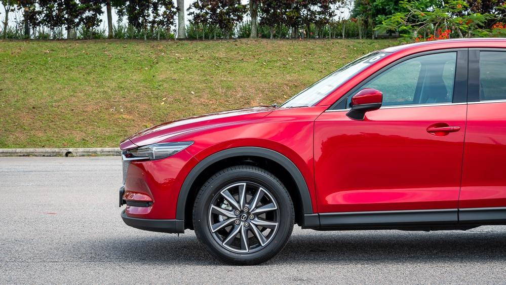 Mazda CX 5 2019 Exterior 011