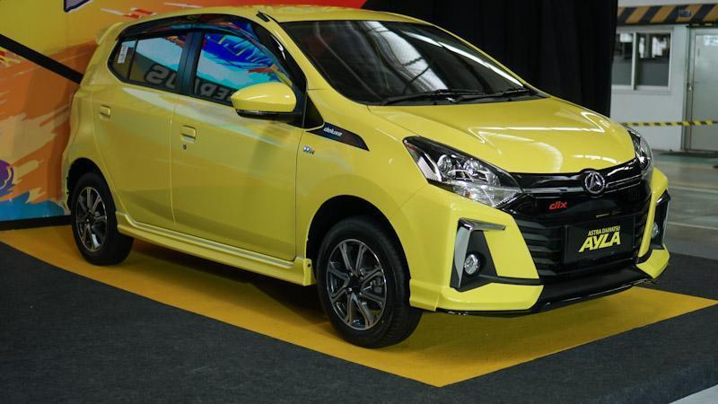 Presiden RI Setujui Skema Pajak Nol Persen Mobil Baru, Harga Daihatsu Ayla 2021 Bisa Makin Murah? 02