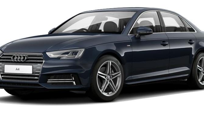 Audi A4 2019 Others 003