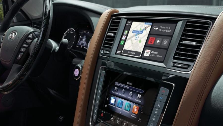 Jaguar XE 2019 Interior 009