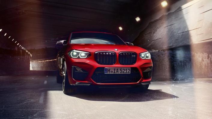 BMW X4 M 2020 3.0L Competition Exterior 004
