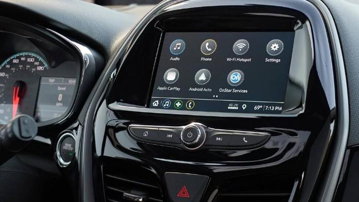 Chevrolet Spark 2019 Interior 002