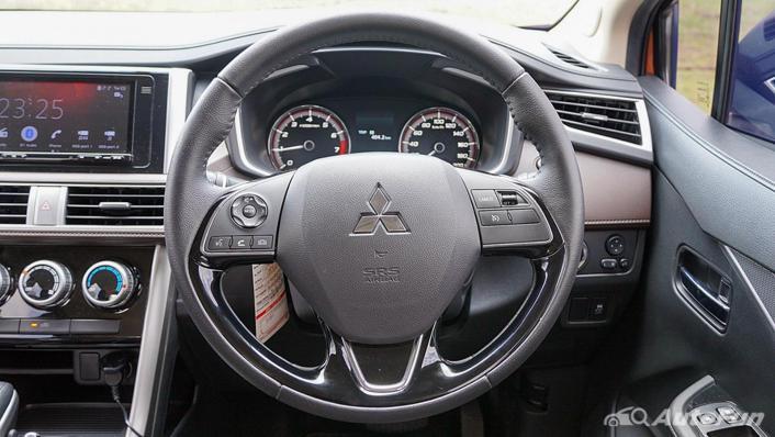 Mitsubishi Xpander Cross 2020 Premium Package AT Interior 002