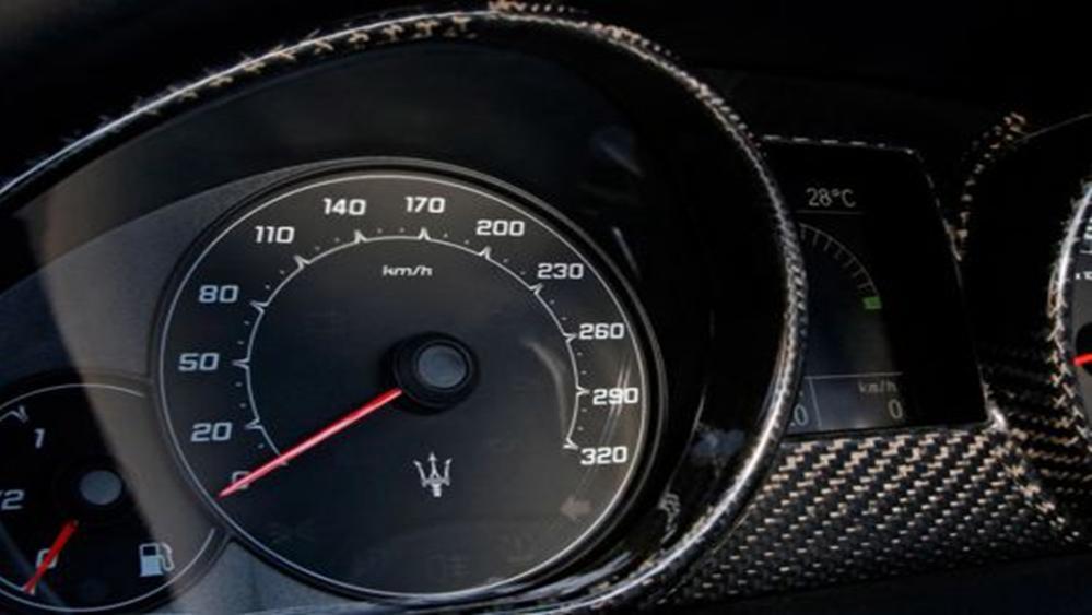 Maserati Grancabrio 2019 Interior 004
