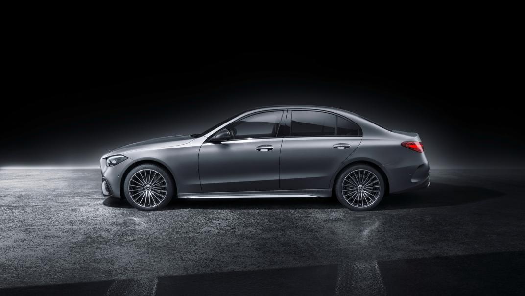 2021 Mercedes-Benz C-Class W206 Upcoming Version Exterior 006