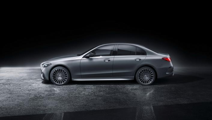 2021 Mercedes-Benz C-Class W206 Upcoming Version Exterior 006