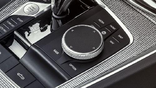 BMW Z4 2019 Interior 008