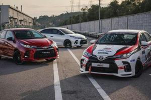 Bukan Cuma Aksesoris Seperti di Indonesia, Toyota Vios GR Sport di Malaysia Dapat 'Upgrade' Performa