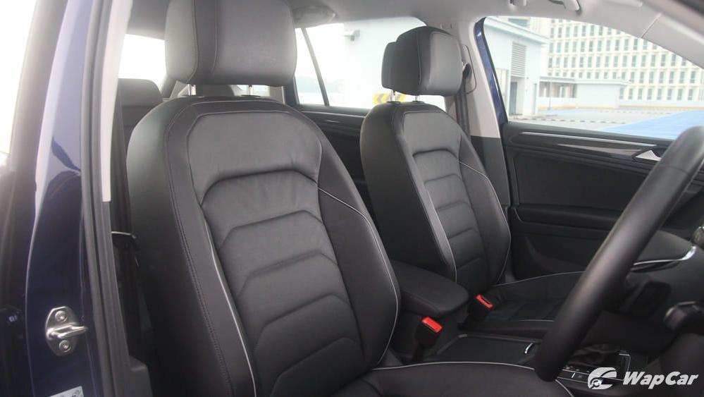 Volkswagen Tiguan 2019 Interior 038