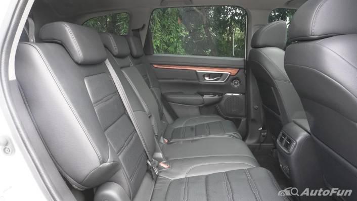 2021 Honda CR-V 1.5L Turbo Prestige Interior 009