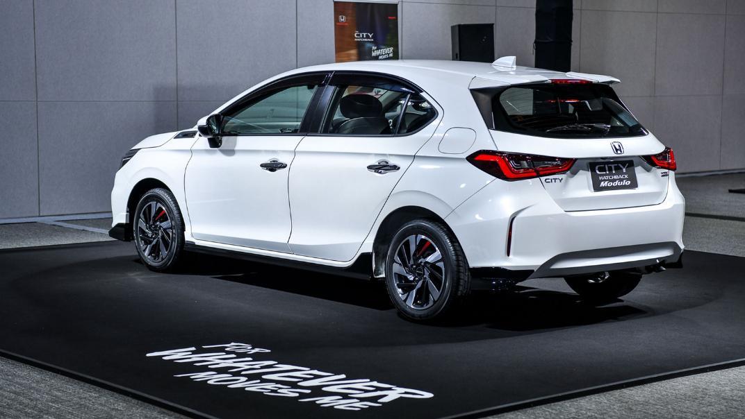 2021 Honda City Hatchback International Version Exterior 024