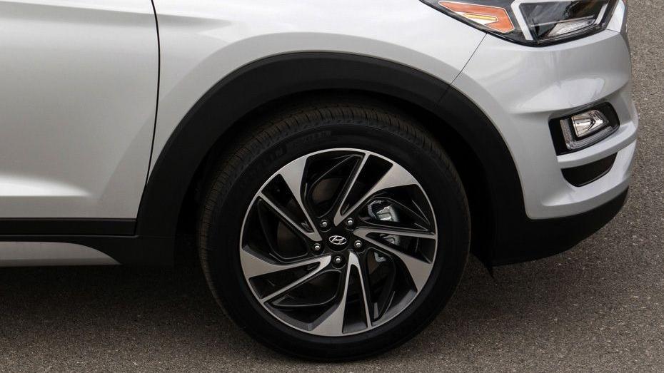 Hyundai Tucson 2019 Exterior 017