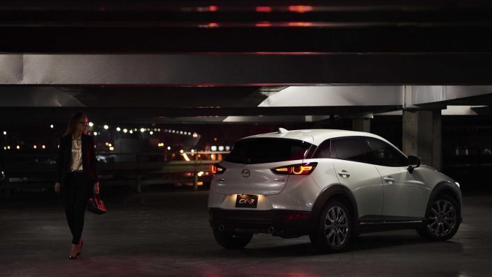 Mazda CX 3 2019 Exterior 001