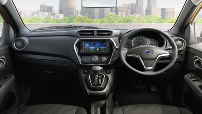 Datsun Cross 2019 Interior 001
