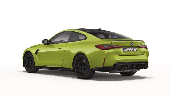 2021 M4 Coupe Competition Exterior 003