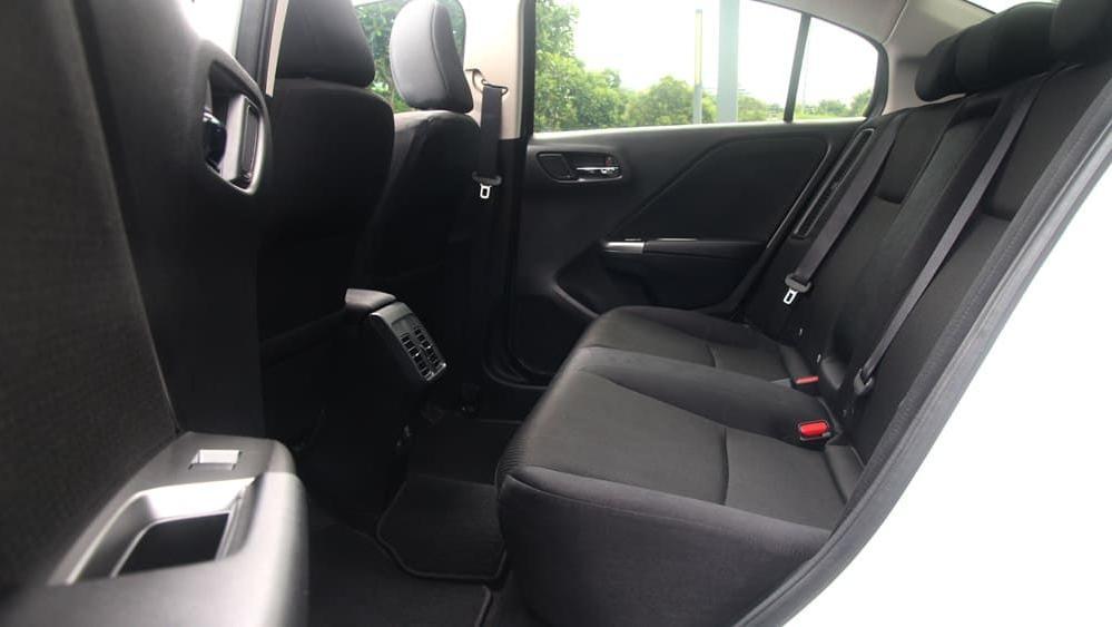 Honda City 2019 Interior 064
