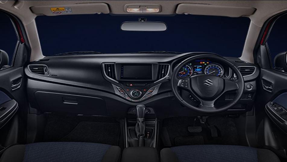 Suzuki Baleno 2020 2020 Interior 001