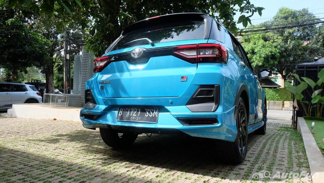2021 Toyota Raize Exterior 016
