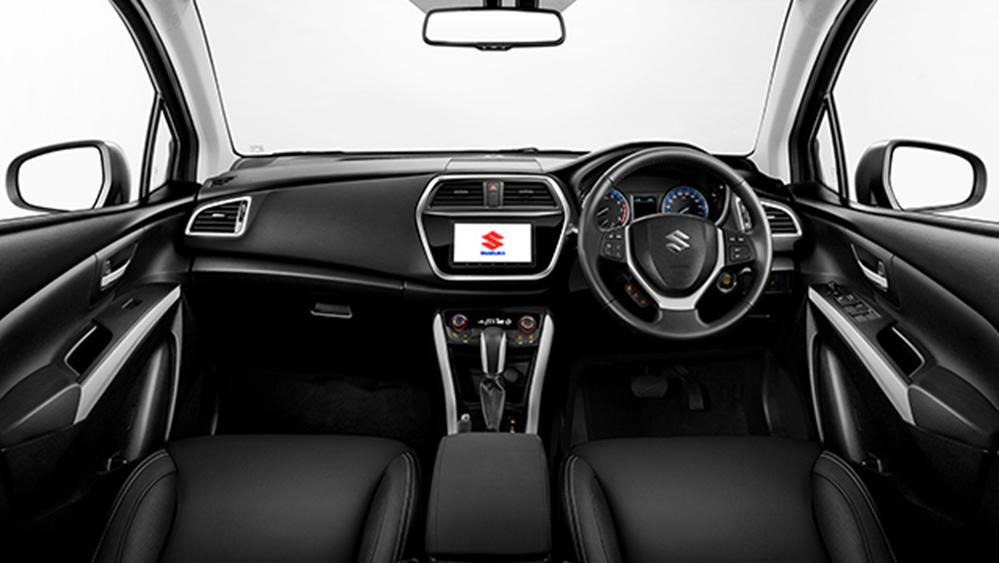 Suzuki SX4 S-Cross 2019 Interior 001