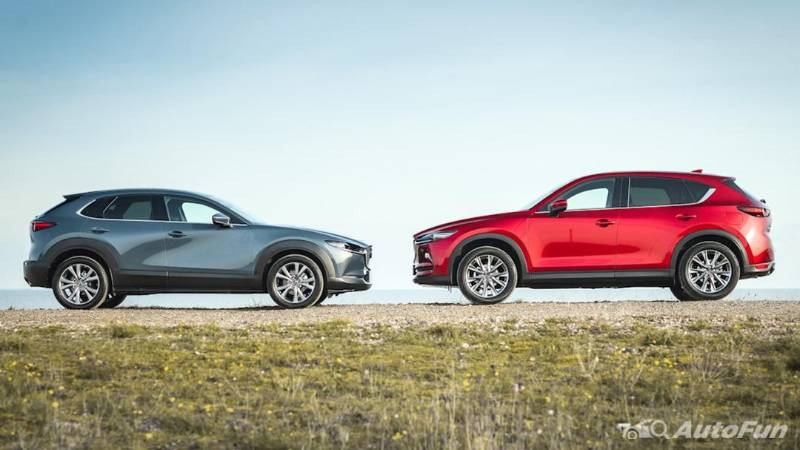 Mulai 2022, Mazda Gunakan AWD Sebagai Standar di Seluruh SUV-nya 02