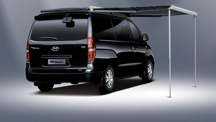 Hyundai Starex 2019 Exterior 004