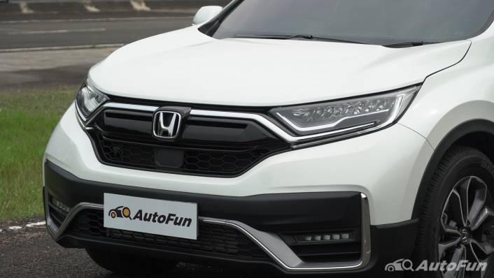 2021 Honda CR-V 1.5L Turbo Prestige Exterior 007