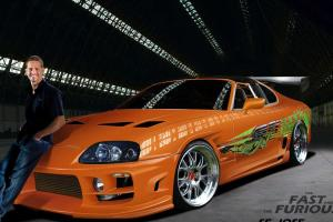 Toyota Supra yang Dikendarai Mendiang Paul Walker di Film Fast and Furious Terjual Rp7,9 Miliar. Apa yang Didapat Pembeli?