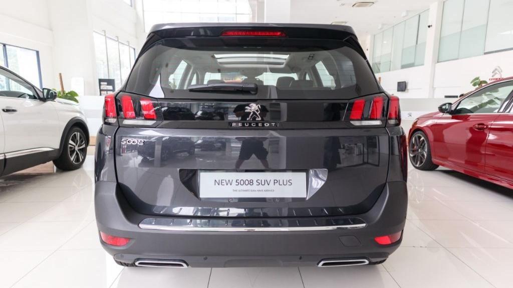 Peugeot 5008 2019 Exterior 005