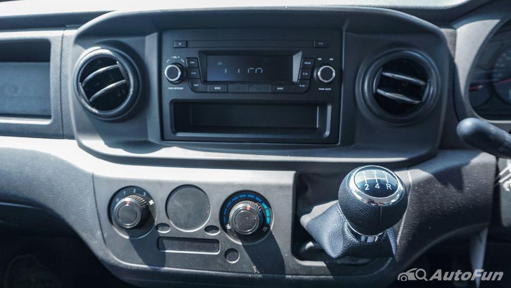 DFSK Super Cab 2019 Interior 008