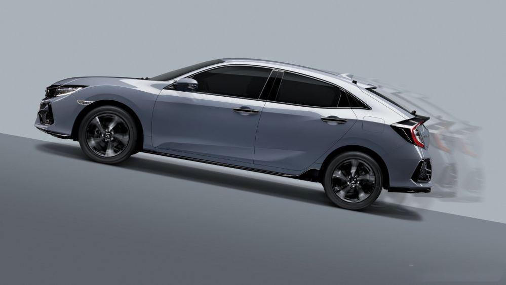 Honda Civic Hatchback 2019 Exterior 004