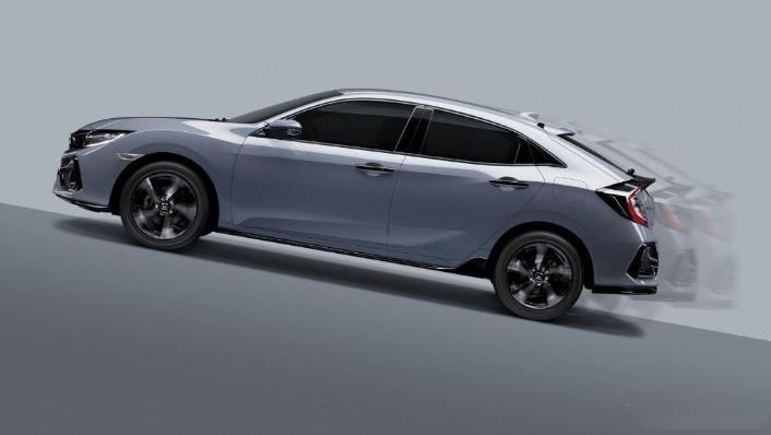 Honda Civic Hatchback 2019 Exterior 004