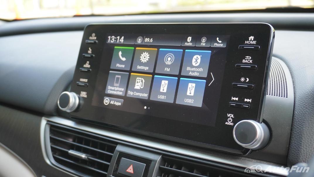 2021 Honda Accord 1.5L Interior 015
