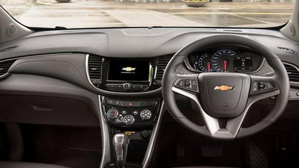 Chevrolet Trax 2019 Interior 001