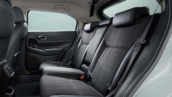 2021 Honda HR-V Upcoming Version Interior 005