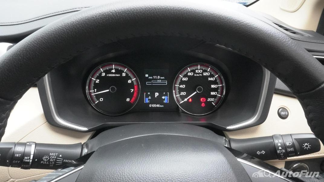 2020 Mitsubishi Xpander Ultimate A/T Interior 013