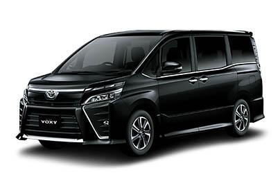 Toyota Voxy CVT