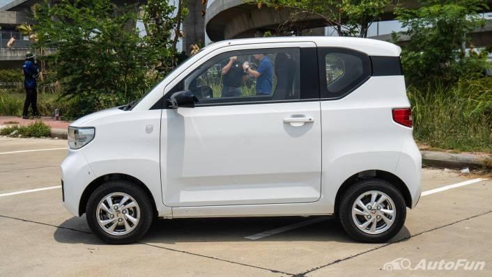 2021 Wuling Mini EV Upcoming Version Exterior 008