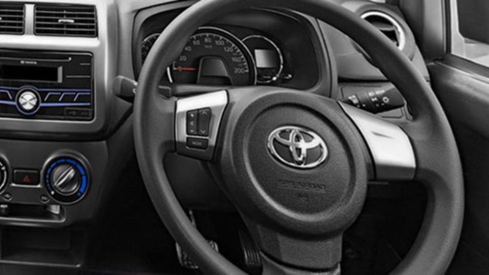 Toyota Agya 2019 Interior 003