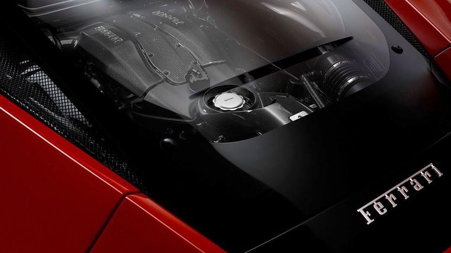 Ferrari F8 Tributo 2019 Interior 009