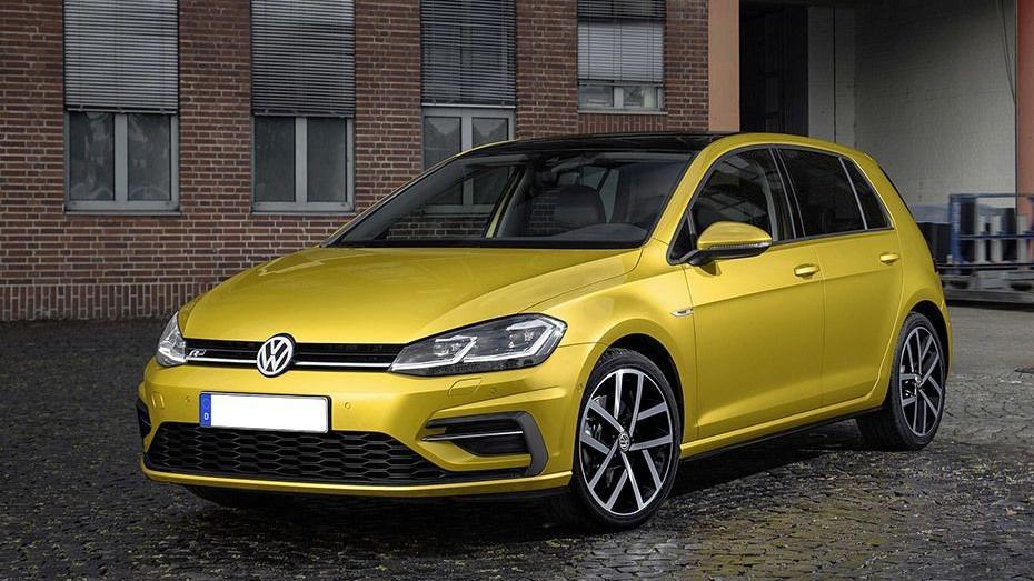 Volkswagen Golf 2019 Exterior 130