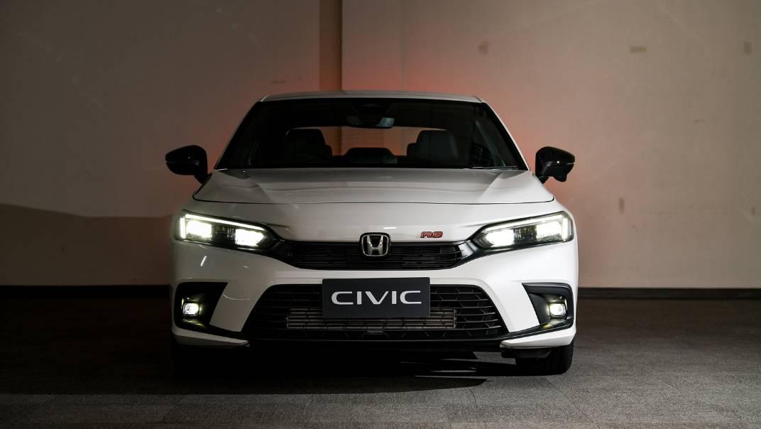 2022 Honda Civic Upcoming Version Exterior 010
