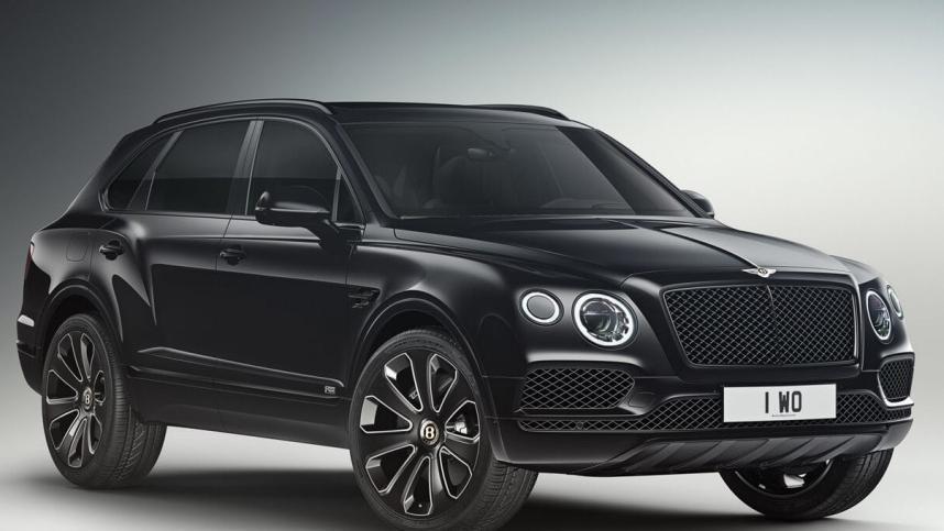 Bentley Bentayga 2019 Exterior 012