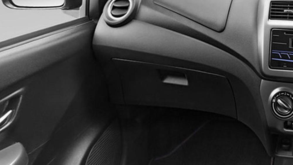 Toyota Agya 2019 Interior 006